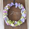 ウェディングヘアーを飾るヘッドドレス花冠